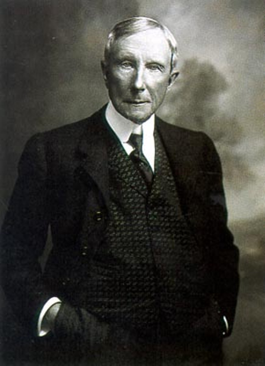 the obsession of john d rockefeller Enjoy the best john d rockefeller quotes at brainyquote quotations by john d rockefeller, american businessman, born july 8, 1839 share with your friends.